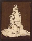 Maquette du monument de Ludovic TRARIEUX