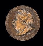 Médaille dédiée à Aristide Briand (1862-1932)
