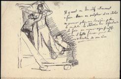 Ecrits et dessins de Jean Boucher