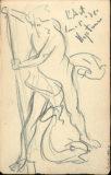 Neptune dessiné par Jean Boucher d'après une reproduction