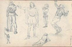 Etude postures et mouvements du corps