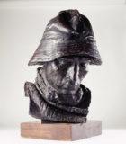 Tête de marin faisant partie de l'ensemble sculpté « L'union de la Bretagne à la France »