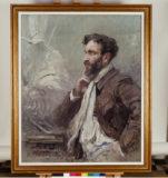 Portrait peint de Jean Boucher