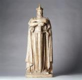 Statuette du gaulois appuyé sur son glaive, Verdun ou le Chevalier Franc
