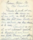 Discours de Jean Boucher à l'occasion de la décoration reçue par Gaston Duveau