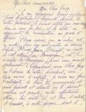 Discours de Jean Boucher prononcé lors de la nomination de Gasq au grade d'officier