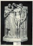 Oeuvre de Antuniucci, élève de Jean Boucher, récompensée par le Second Grand Prix de Rome