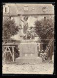 Le monument Ernest Renan à Tréguier