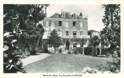 Hauteville House sur l'île de Guernesey