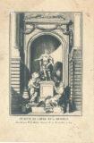 Statue de Louis XV à Rennes