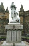 Monument aux morts à Vitré